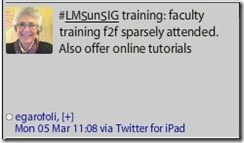 TrainingLMSunSIG11